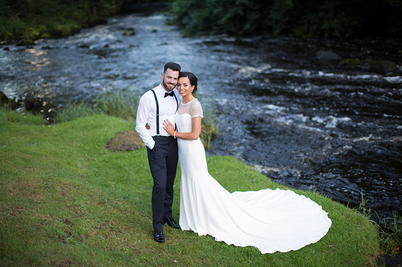 Oonagh & Marty - Galgorm Resort & Spa