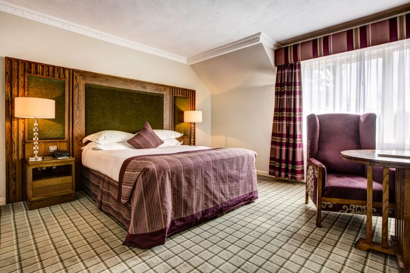 Standard Double Room Galgorm Spa Amp Golf Resort