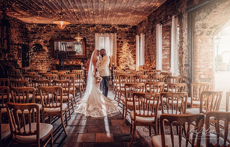 Aimee & Tobis Galgorm Spa & Golf Resort Wedding