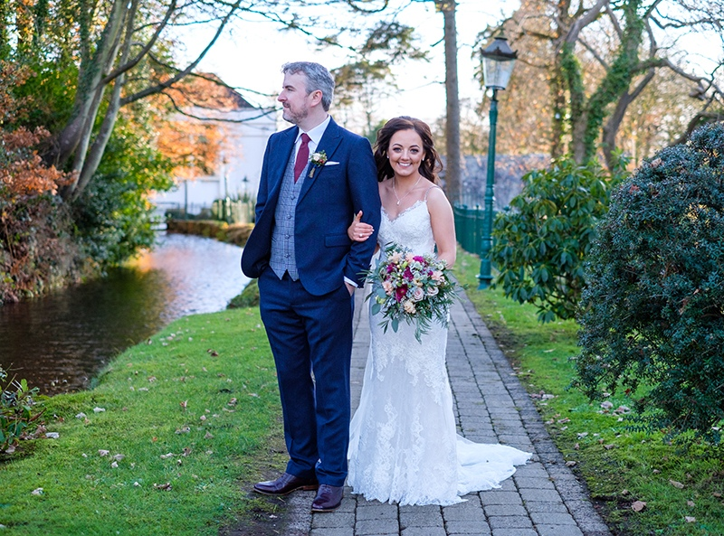 Amanda & Marks Galgorm Resort & Spa Wedding