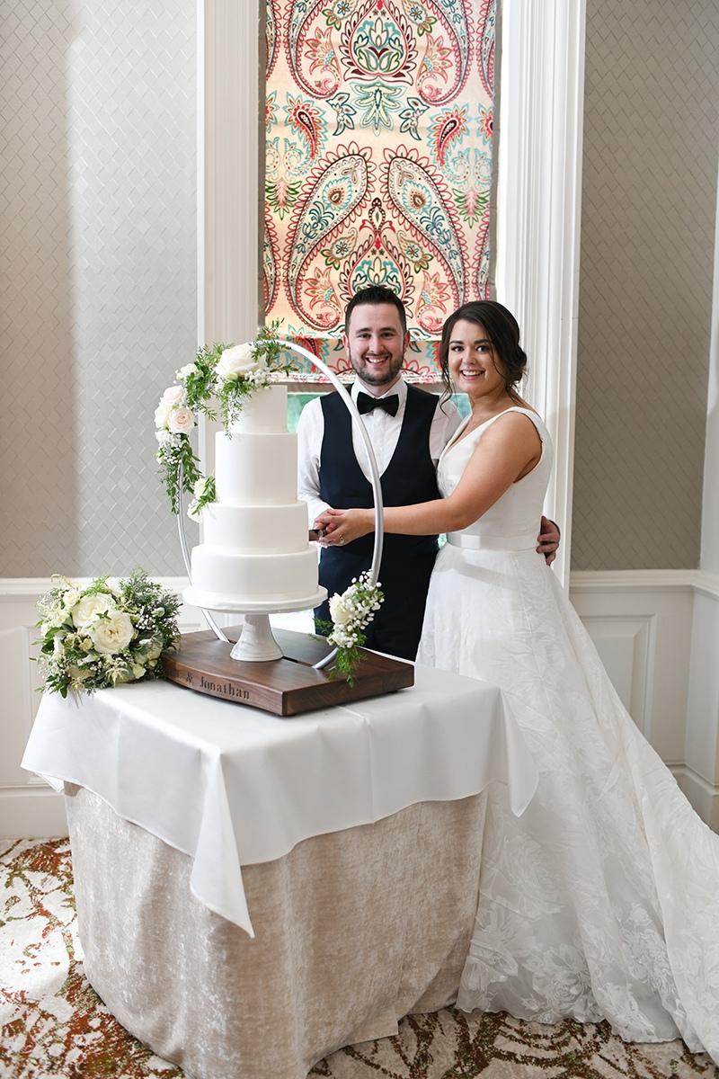 Catherine & Jonathans Galgorm Spa & Golf Resort Wedding
