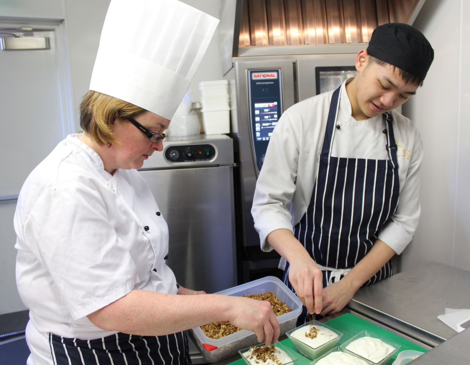 Professional Cookery Apprenticeship