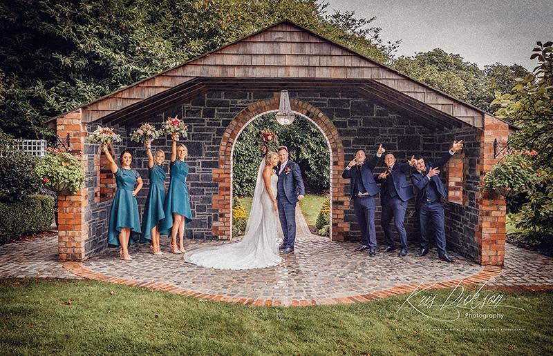Emma & Robbies Galgorm Spa & Golf Resort Wedding