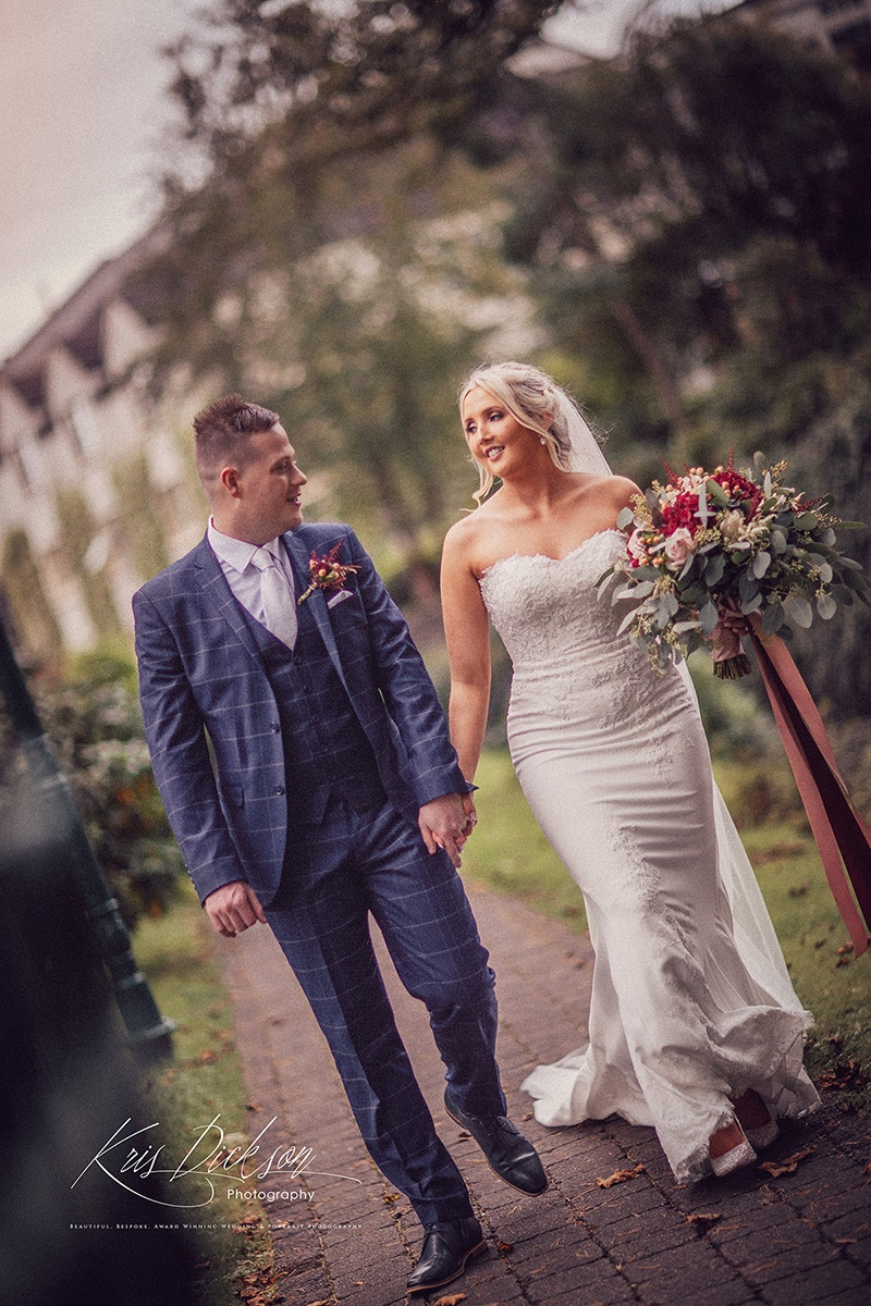 Emma & Robbies Galgorm Spa & Golf Resort Wedding
