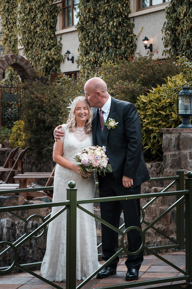 Fiona & Davids Galgorm Wedding