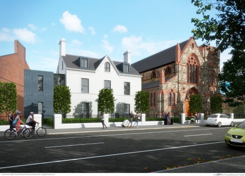 Galgorm's plans for new £8m Belfast hotel and restaurant approved