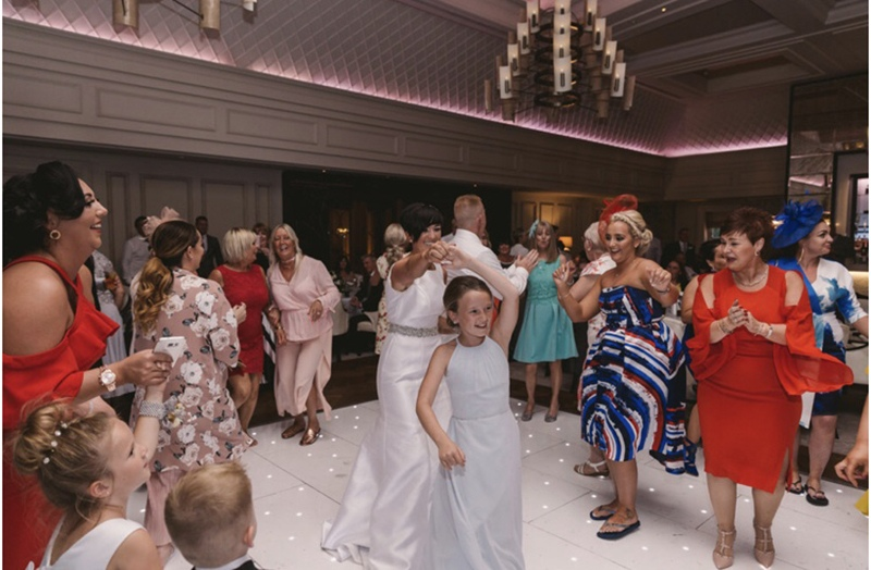 Gemma & Thomass Galgorm Resort & Spa Wedding