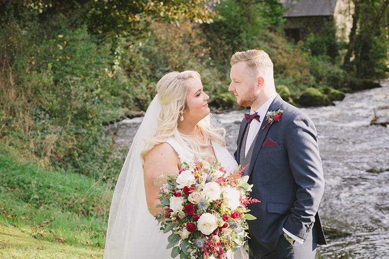 Hannah & Williams Galgorm Spa & Golf Resort Wedding