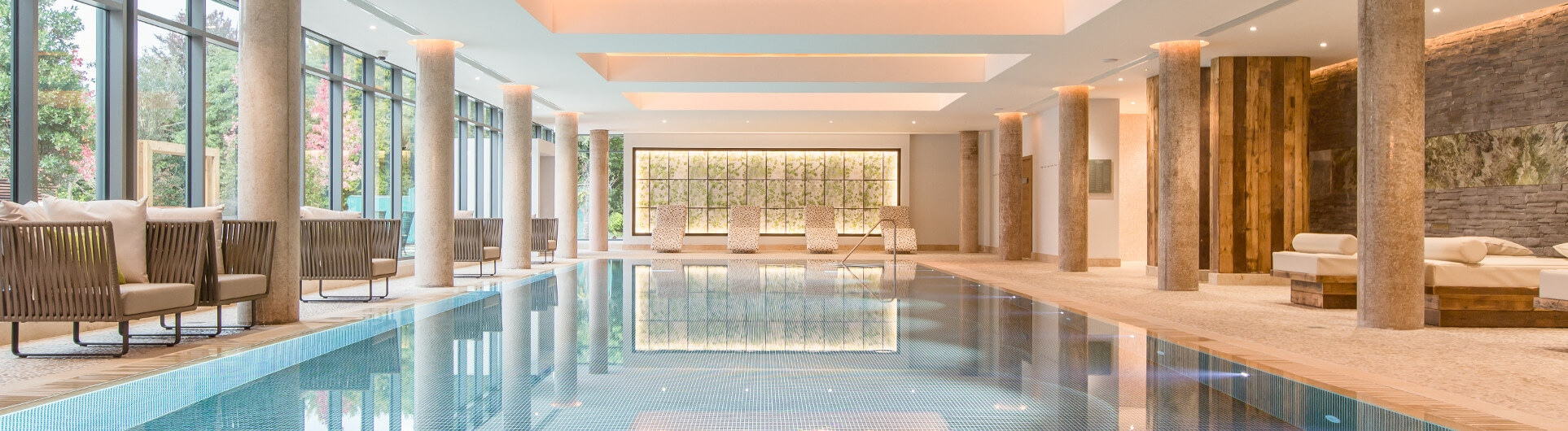 Hotels With Swimming Pool Northern Ireland Galgorm Resort Spa