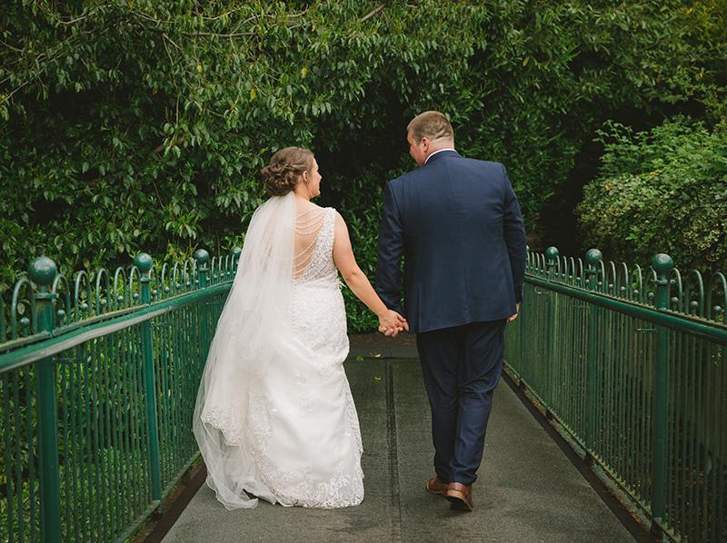 Jill & Marcus Galgorm Wedding