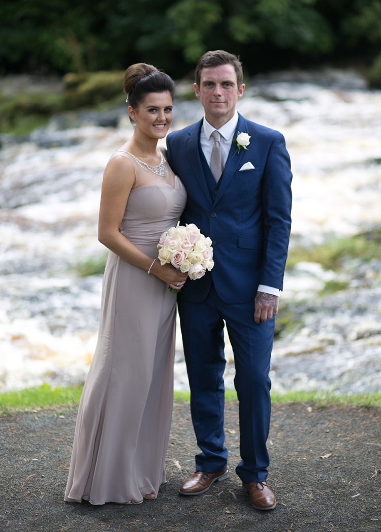 Julie & Johns Galgorm Resort & Spa Wedding