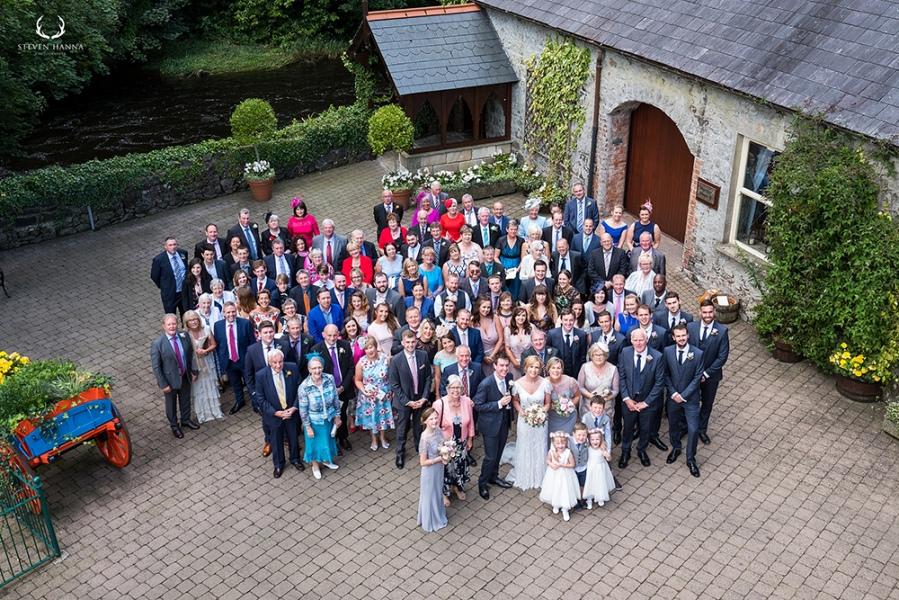 katherine daves wedding galgorm resort spa