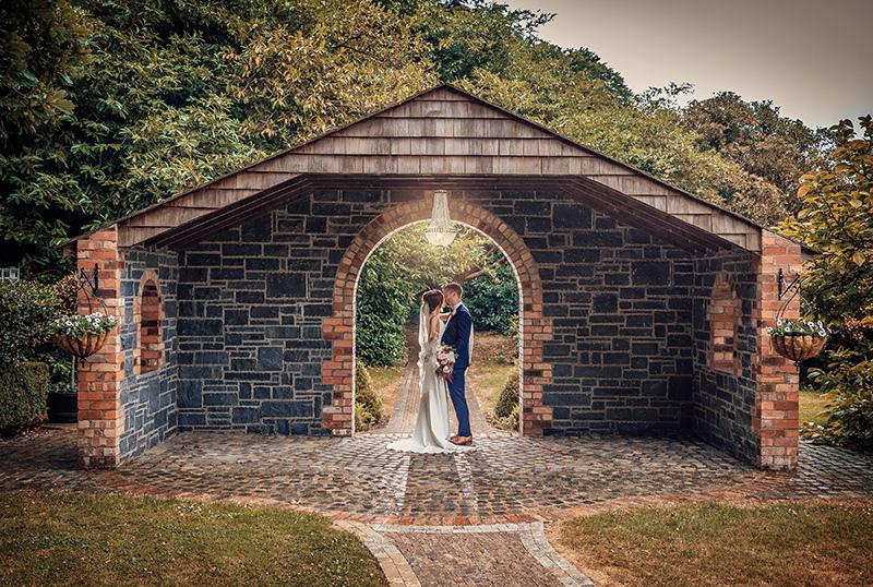 Ciara & Dermots Galgorm Wedding