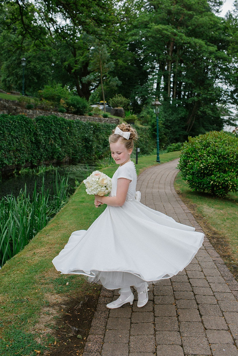 Laura & Michaels Galgorm Spa & Golf Resort Wedding