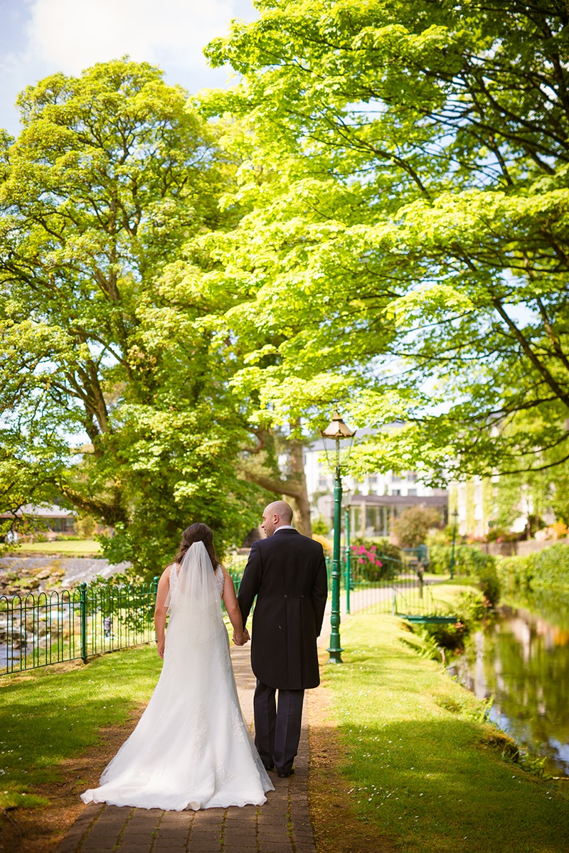 Megan & Richards Galgorm Resort & Spa wedding