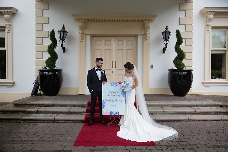 Oonagh & Martys Galgorm Spa & Golf Resort Wedding