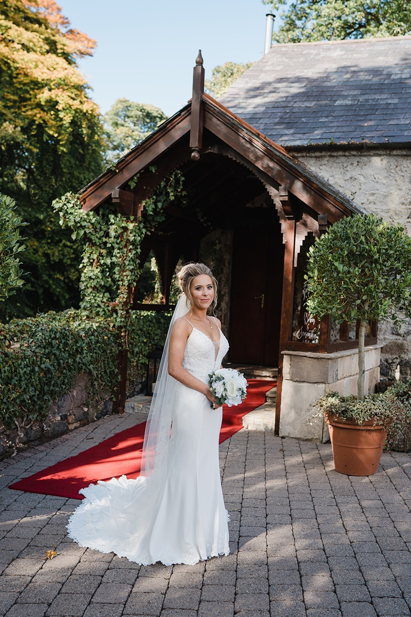 Samantha & Robins Galgorm Resort & Spa Wedding