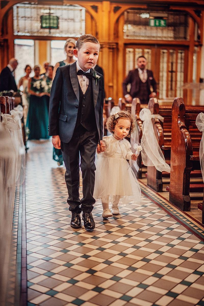 Sinead & Christophers Galgorm Wedding