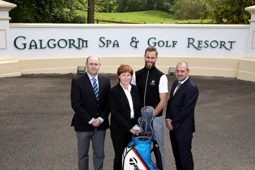 Galgorm Spa & Golf Resort Continue To Ace It!
