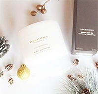 Winter Beauty Regime with Aromatherapy Associates