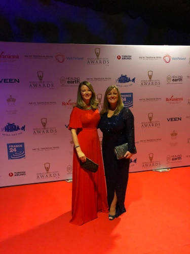 Galgorm Spa & Golf Resort Triumphs at Prestigious Global Awards