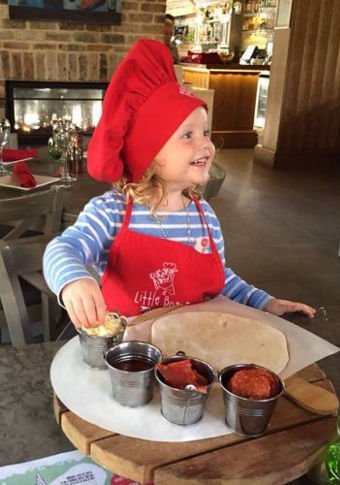 Create Your Own Pizza at Fratelli
