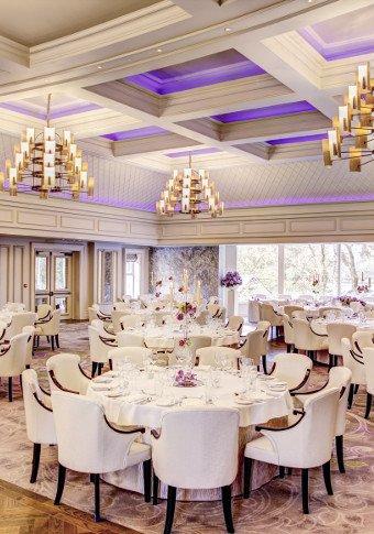 Wedding venues northern ireland galgorm resort spa wedding suites junglespirit Image collections