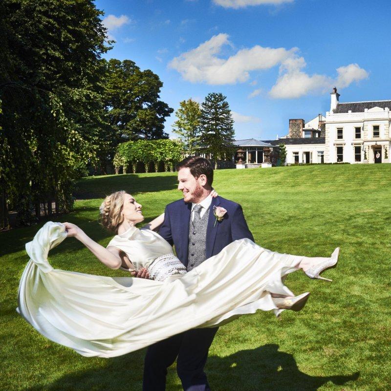 Weddings At Galgorm View Gallery Brochure