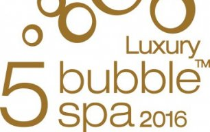 We have been awarded the prestigious 5 Bubble Luxury Spa rating from The Good Spa Guide for the second year running!