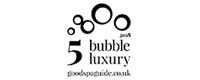 Bubble luxury awards