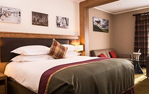 Deluxe Bed & Breakfast | Galgorm Spa & Golf Resort